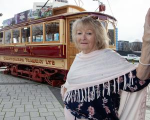 Kay Rainey has been compensated after taking the Christchurch tram operator to the Disputes...