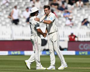 In 21 balls, England collapsed from 140-3 to 140-6, all at the hands – or fingers - of Tim...