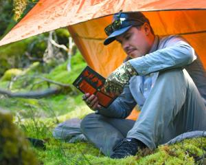 Former fly fishing guide Matt Butler, of Wanaka, who has launched an outdoor preparedness startup...