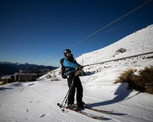 Hanmer Springs Ski Area is the first ski field to open this winter following the weekend's storm....