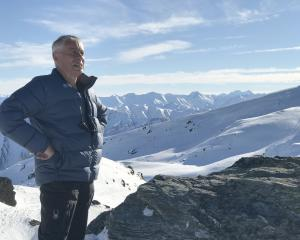 John Ombler has been made a CNZM for his public service. PHOTO: SUPPLIED