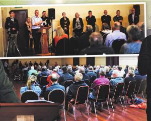 More than 150 people packed into the Weston Hall last week for a public meeting on carbon farming...