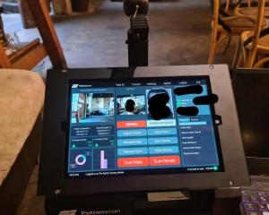 Whangārei bar The Butter Factory owner Luke Revell says the Patronscan system will be used on...