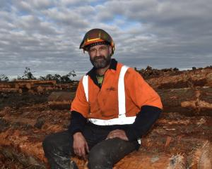 Logging contractor Steve Jones has seen his fair share of ups and downs in the forestry industry...