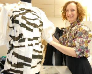 Luni founder Katie Mangai believes modern maternity wear doesn't need to be frumpy.PHOTO: SIMON...