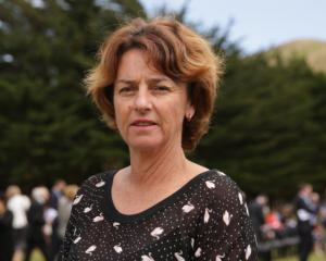 Dame Susan Devoy says she dreaded press conferences during her time competing. Photo: RNZ