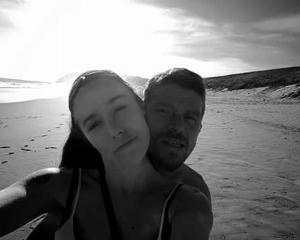 Anastasia Neve and David Clarke PHOTO: Facebook.com