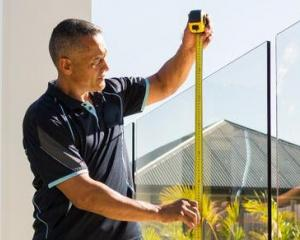 Former Canterbury centre Wiremu Maunsell now works as a pool inspector in Brisbane. Photo: Supplied