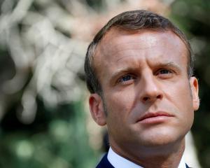 French President Emmanuel Macron. Photo: Reuters