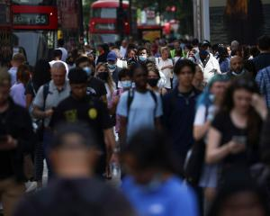 Britain reported its lowest daily total of new coronavirus cases since July 4 on Monday, adding...