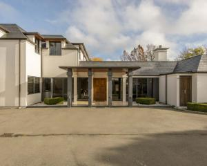 This home in Clyde Rd, Fendalton, was snapped up by repairers at last week. Photo: Supplied