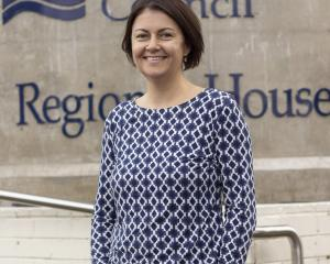 Leading a newly formed Otago Regional Council team is environmental implementation manager Andrea...