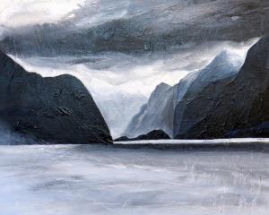 Stormy Sounds, by Sarah Godfrey