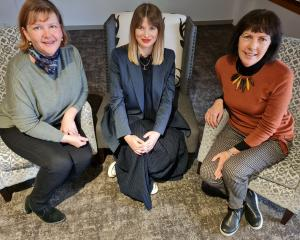 Independent booksellers (from left) Kate Gordon-Smith, Mandy Myles and Sally Battson reflect on...