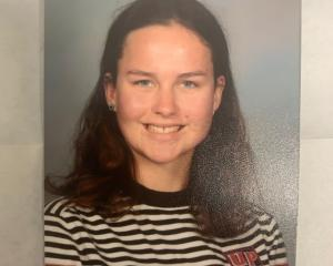 Caitlin Blanch was last seen hopping off a school bus in Alexandra about 8am on Tuesday. Photo:...
