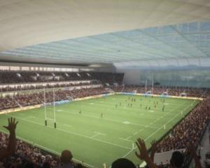 The Canterbury Multi-Use Arena (CUMA). Photo: Supplied