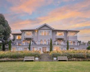 Hackthorne Gardens has gone on sale in Christchurch with sweeping views, 11 bedrooms and...