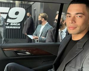 Vinnie Bennett plays the character of the young Dominic Toretto in the film. Photo: Supplied /...