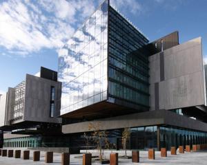 Christchurch District Court. Photo: File