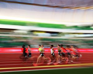 Developing understandings of gender are blurring the traditional boundaries of sport. PHOTO:...