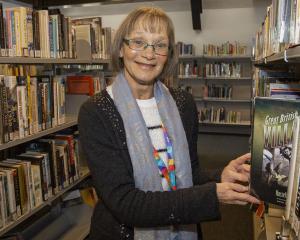 Ann Barsby. Photo: Geoff Sloan