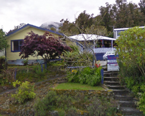 Fox Glacier's Ivory Towers Backpackers Lodge. Image: Google Maps