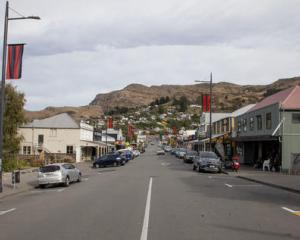 Lyttelton street speed limits will likely be reduced to 40km/h. Photo: Geoff Sloan