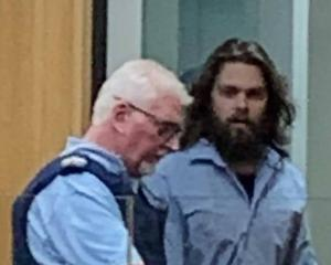 Tristan Locke was found guilty of murder after a trial at the High Court in Christchurch. Photo:...