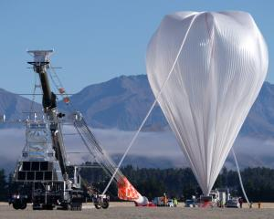 It will be the fourth space balloon launch from Wanaka Airport after four successful missions in...