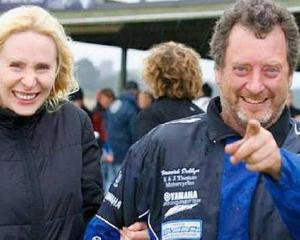 Paul James Bennett and his ex-wife Simone Anne Wright. Photo: Supplied
