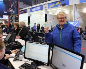 Keen to get her seat for Sunday's ANZ Premiership elimination final in Invercargill between the...