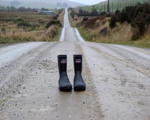 Wet weather gear, such as gumboots, have hit supply issues due to logistics and high demand from...