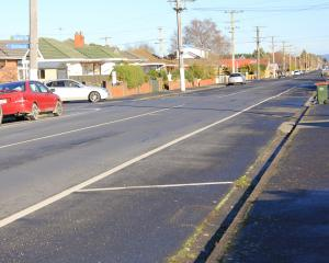 Where to cross . . . The location of a crossing on Factory Rd has mixed opinions on where it...