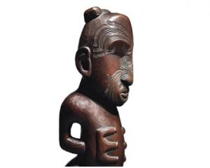 The sale of a pou whakairo Maori statue in Paris last week has saddened a New Zealand art...