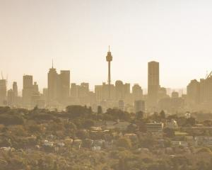 Most of Sydney is expected to experience sweltering temperatures above 40degC over the weekend....