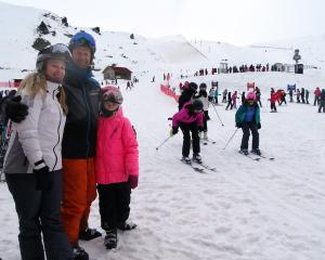 Having spent the school holidays skiing at Cardrona Alpine Resort Heidi Alexander, David and...