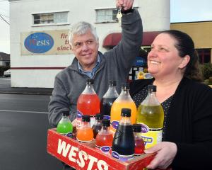Wests owner Alf Loretan will be handing over the keys to the business' new owner Angela...