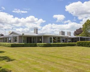 The six-bedroom house in Fendalton will be replaced by a new, luxury home. Photo: Supplied via...