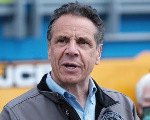 Andrew Cuomo was elected to three terms as governor. Photo: Reuters