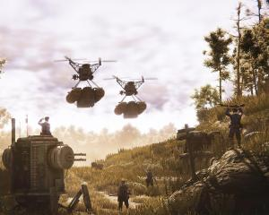 Iron Harvest, a real-time strategy (RTS) game developed by KING Art Games. Photo: Supplied