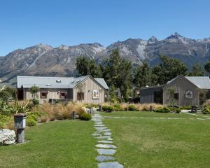The Camp Glenorchy Eco Retreat has been award a top industry award for its sustainable business...