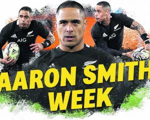 Aaron Smith Week. PHOTOS: ODT FILES