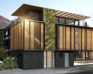 The proposed multimillion-dollar hotel in Brownston St. Image: Supplied