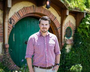 Alexandra's Shayne Forrest, who was recently appointed to Tourism Central Otago's advisory board....