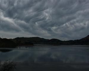 Ominous Cloud.
