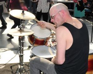 Darren Stedman. Photo: ODT file