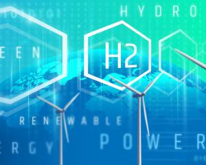 Green hydrogen: an alternative that reduces emissions and cares for our planet. - Getty Images stock photo