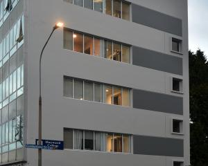 Hayward College residents have been reminded that Dunedin Hospital patients can see into their...
