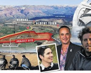 Corbridge Estates, east of Wanaka, has been bought by Silverlight Studios with a view to...
