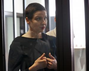 Maria Kolesnikova is charged with plotting to seize power and threatening national security....